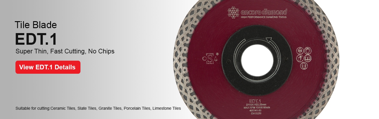 fast cutting tile disc no chipping