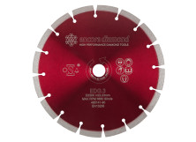 EDG.3 Silent - Superior Granite Long Life Diamond Blade