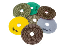 EGP -  Wet Diamond Polishing Pads for Engineered Stone