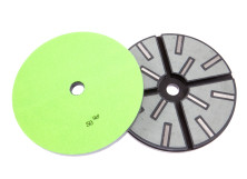 MRD - 250mm  Metal Resin Diamond Disc Surface Polishers