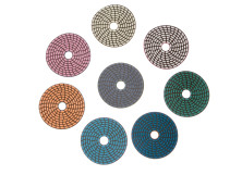 PD -  Granite Cactus Dry Diamond Polishing Pads