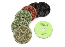 PSM - 100mm Major Wet Natural Stone Polishing Pads