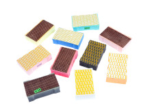 XHP & HP - Copper & Resin Diamond Hand Polishing Pads