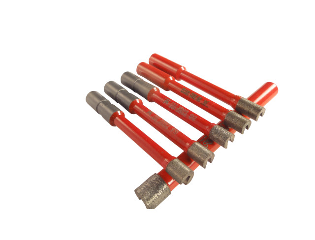 DSNC -  Granite Wet Diamond Non-Core Drill Straight Shank