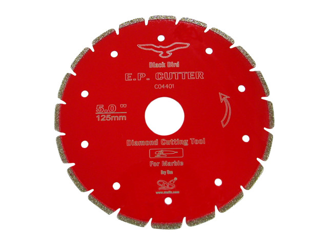 EPB - Premium Quick Cutting Electroplated Diamond Marble Blade