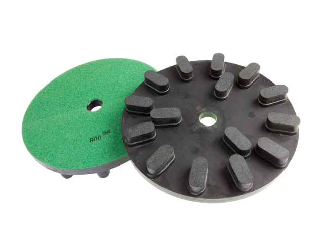 RD - 250mm  Resin Diamond Disc Surface Polishers
