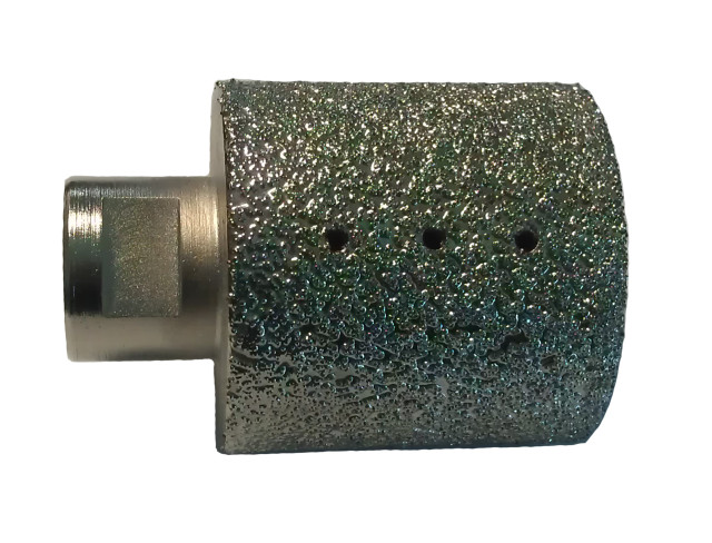 VBD - Vacuum Brazed Diamond Drum M14 (F)