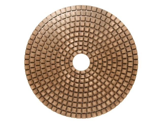 XP - Copper Diamond Wet Polishing Pads for Sandstone